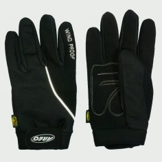 Gants longs cyclistes WindTex