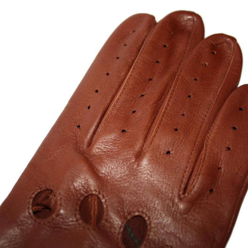 finition gant de conduite en cuir brun pour femme tous les gants. Black Bedroom Furniture Sets. Home Design Ideas