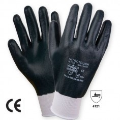 Gant Industriel Protection Nitrotough N170 Noir