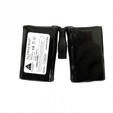 Batterie de rechange gants chauffants Rechargeables Alpenheat Li-Ion