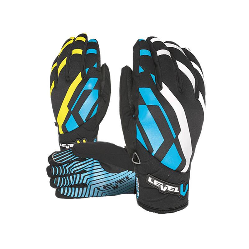 gants tactile de freeski level blade runner royal tous. Black Bedroom Furniture Sets. Home Design Ideas