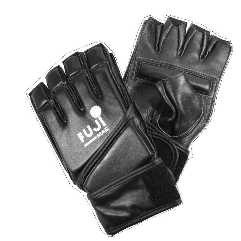 gants de mma fuji 100 cuir tous les gants. Black Bedroom Furniture Sets. Home Design Ideas
