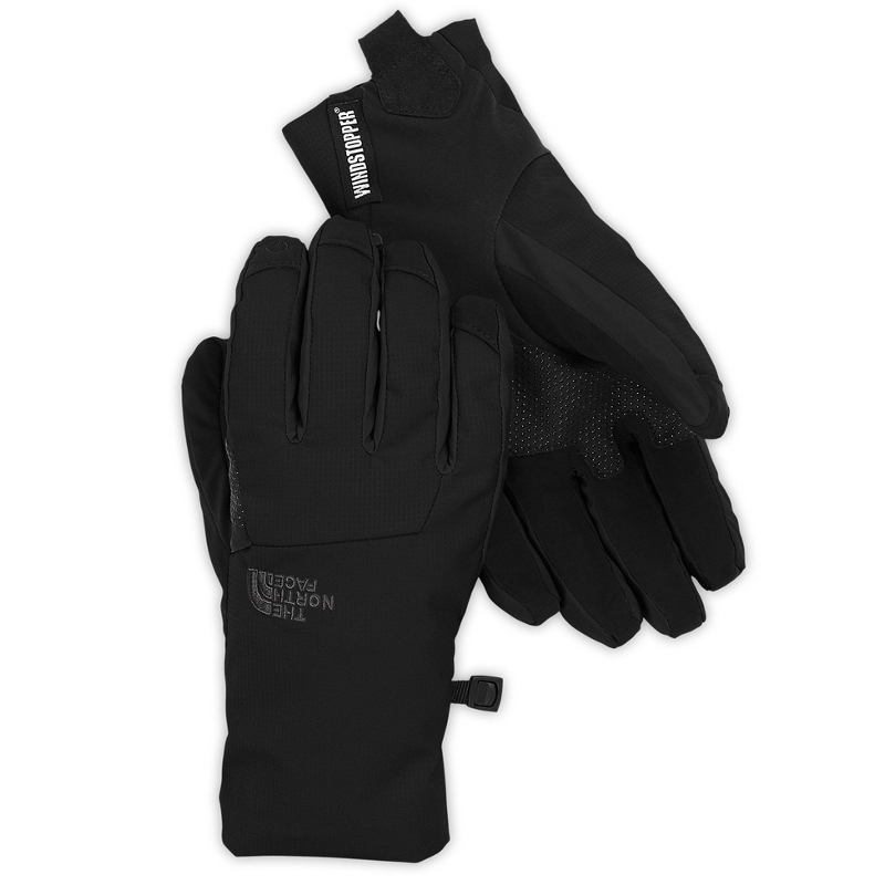 gants quatro windstopper etip the north face pour femme tous les gants. Black Bedroom Furniture Sets. Home Design Ideas