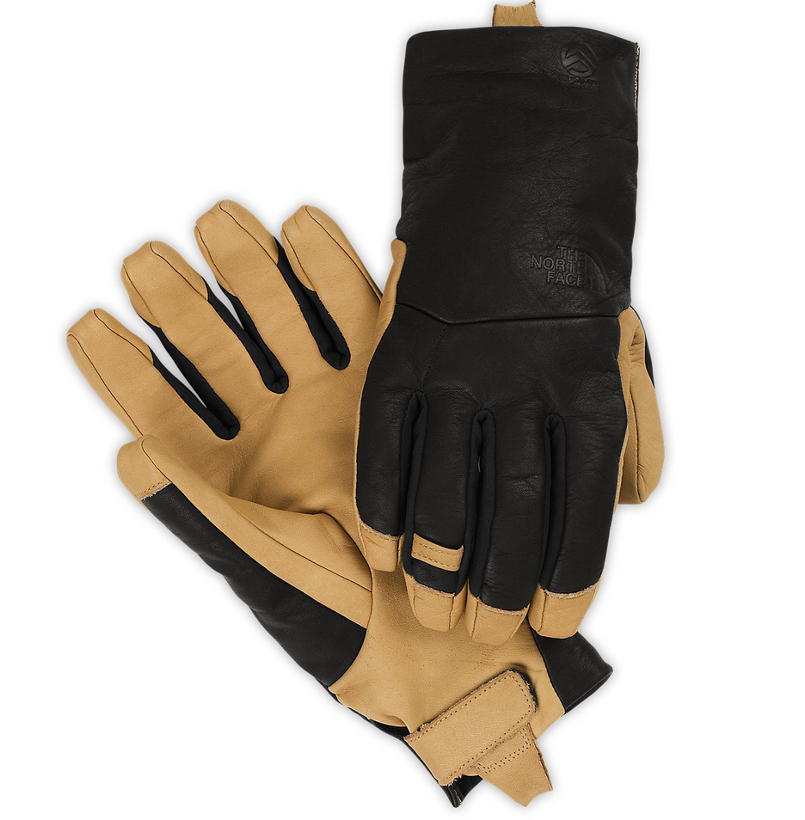 gants d 39 alpinisme en cuir venom the north face tous les gants. Black Bedroom Furniture Sets. Home Design Ideas