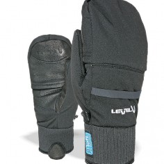 Moufles Dual Mitt Level Black