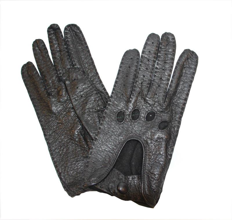 gants de conduite cuir p cari femme noir tous les gants. Black Bedroom Furniture Sets. Home Design Ideas